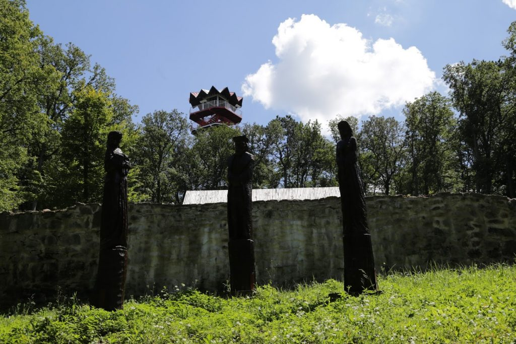 Vyhliadkova veža Hradová