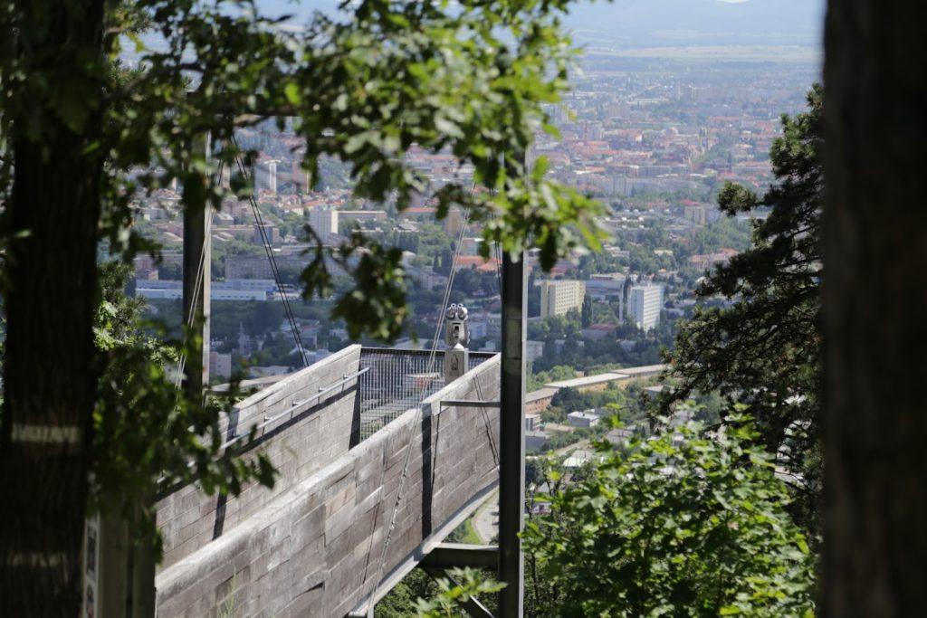 Vyhliadkova veža Hradova