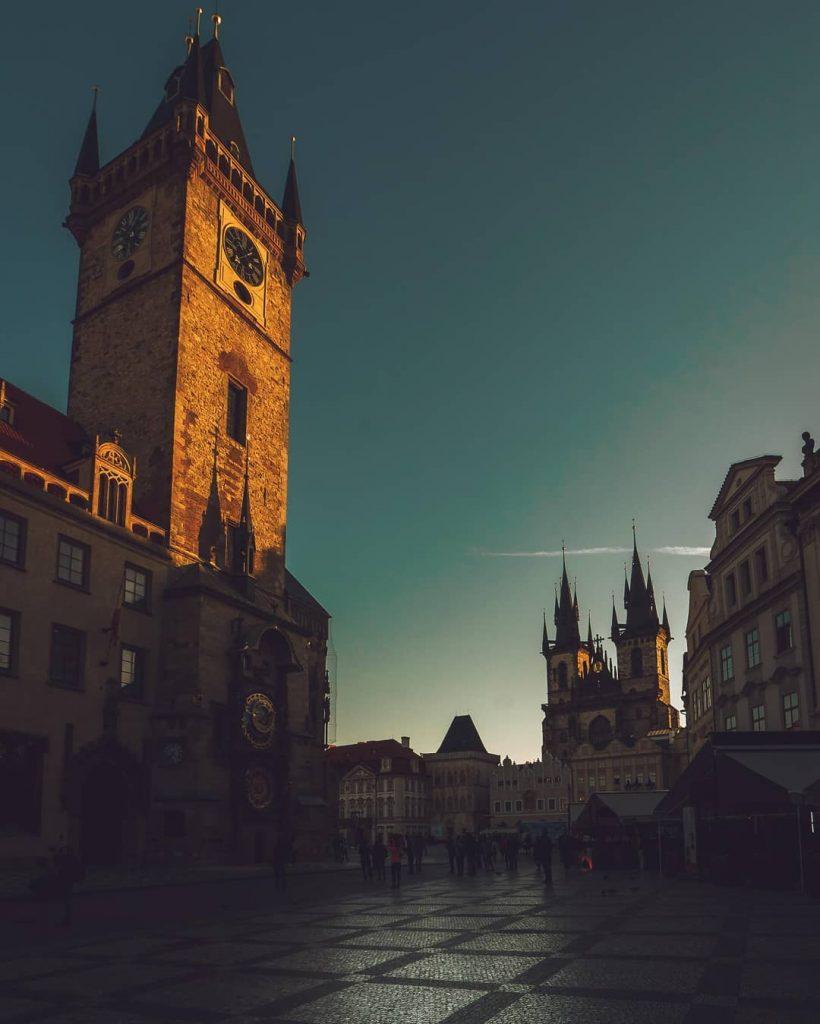 @praguesterka  Praha, Old Town Square