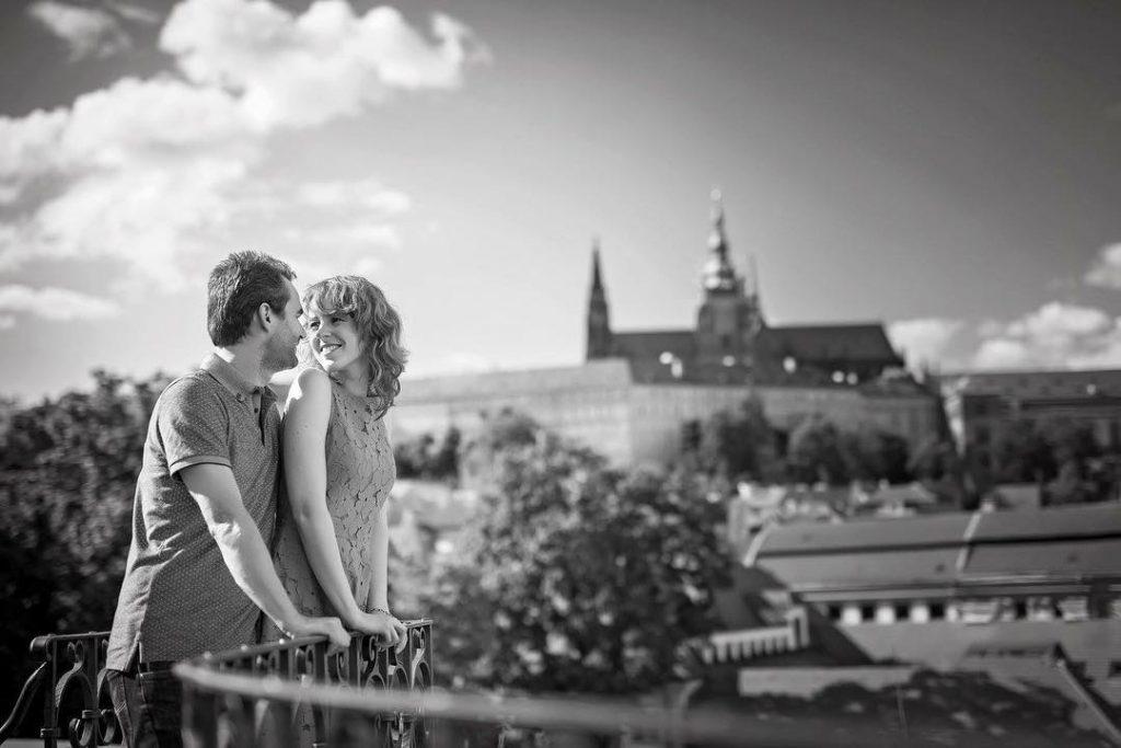 @hani_mikesz Praha, B/W