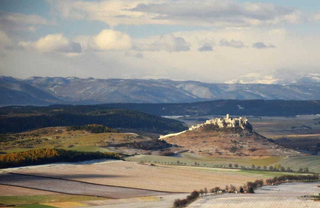@duhovyoblak Spišský hrad
