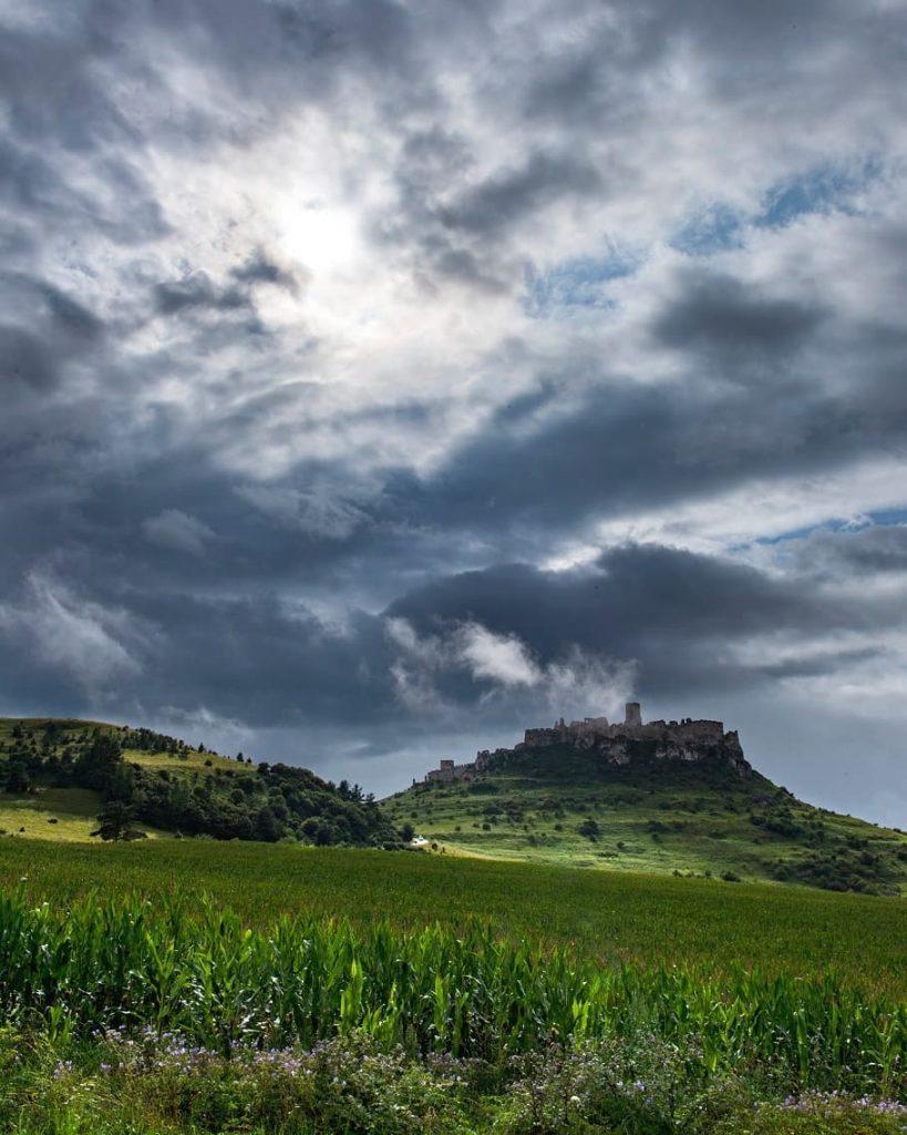 @peter.cech.photography  Spišský hrad