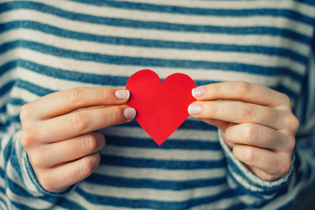 CEWE fotolab blog Valentín