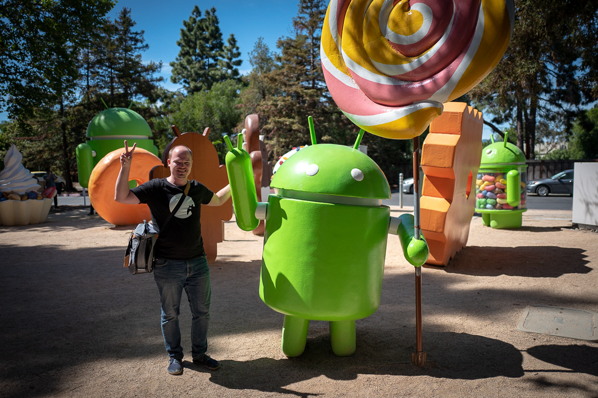 Android, CEWE