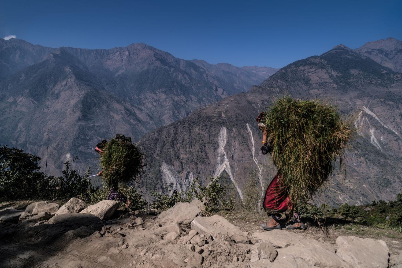 život v horách v himilájach CEWE